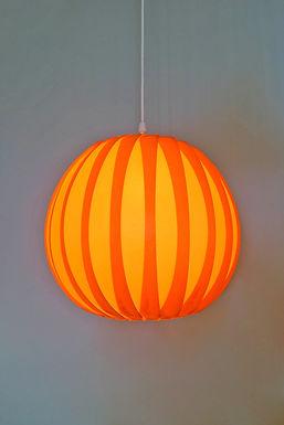 Menuett Pendant Lamp by Lars Eiler Shioler for Hoyrup, 1970s