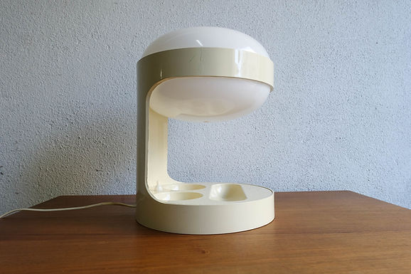 KD29 Table Lamp by Joe Colombo for Kartell, 1960s