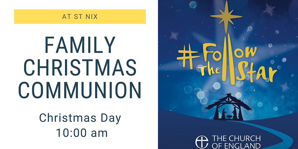 Family Christmas Day Communion