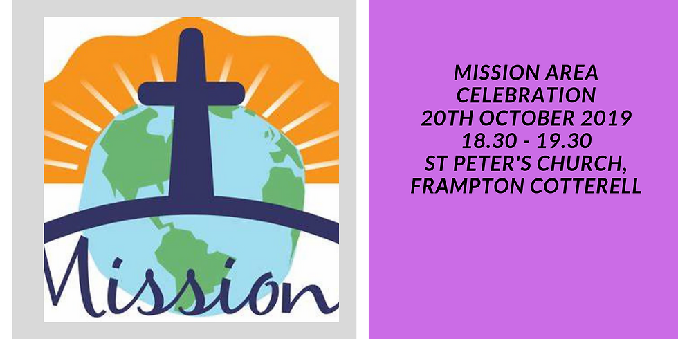 Mission Area Celebration