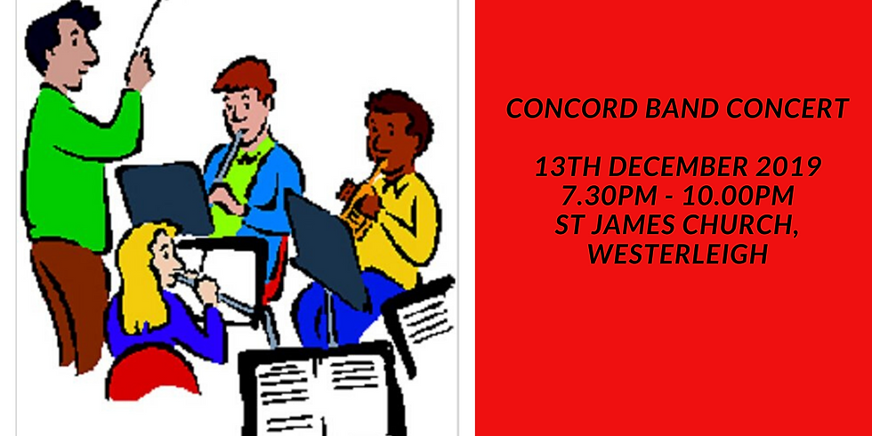 Concord Band Concert