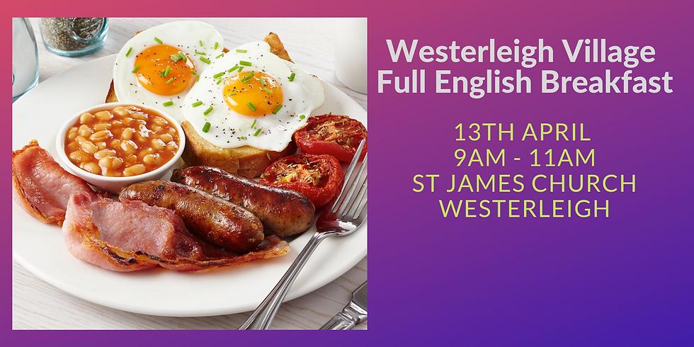Village Full English Breakfast