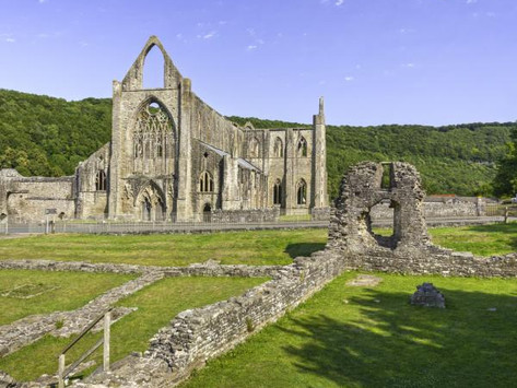 Pilgrimage walk to Tintern Abbey