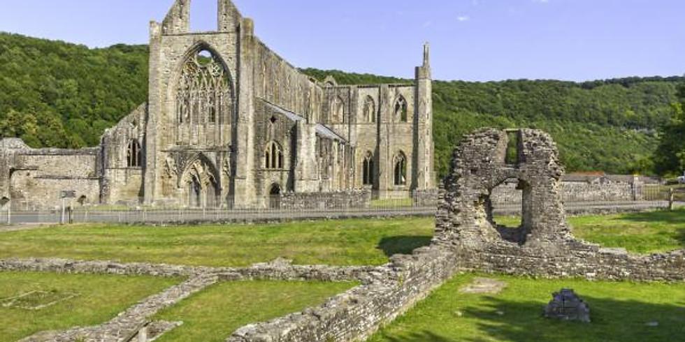 Pilgrimage to Tintern Abbey