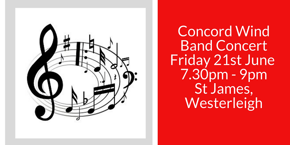 Concord Wind Band Concert
