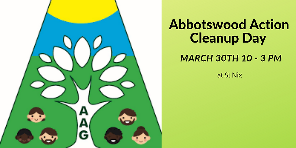 Abbotswood Action Cleanup Day