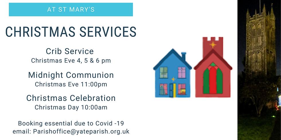 Midnight Communion St Marys