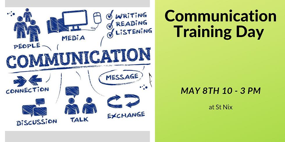 CPO Communication Training Day