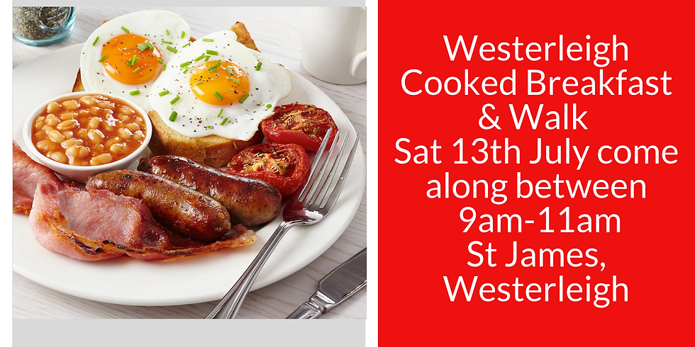 Westerleigh Cooked Breakfast and Walk (1)