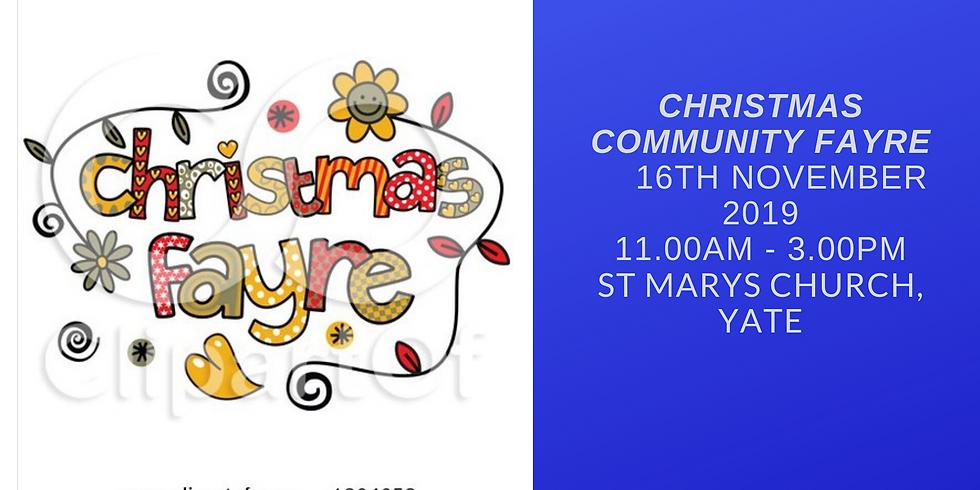 St Mary's Christmas Community Fayre