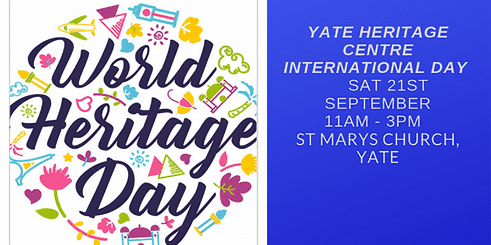 Yate Heritage Centre International Day