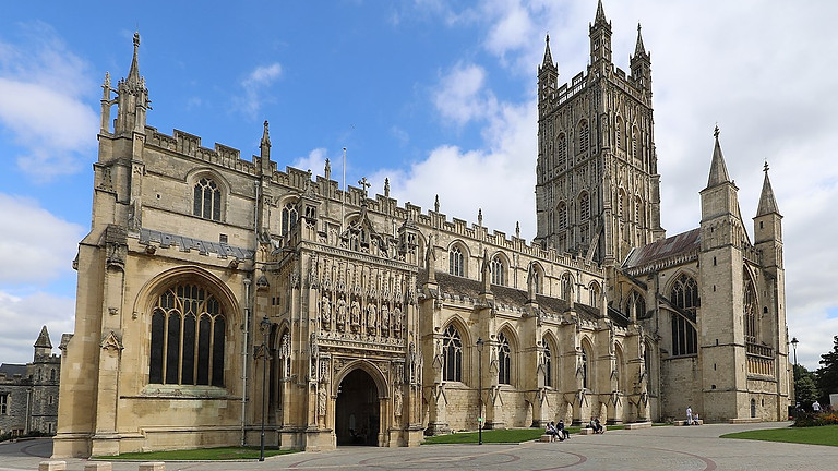 Pilgrimage to Gloucester Cathedral