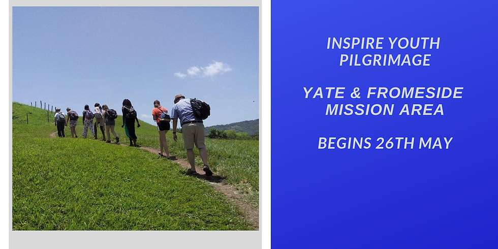 Inspire Youth Pilgrimage
