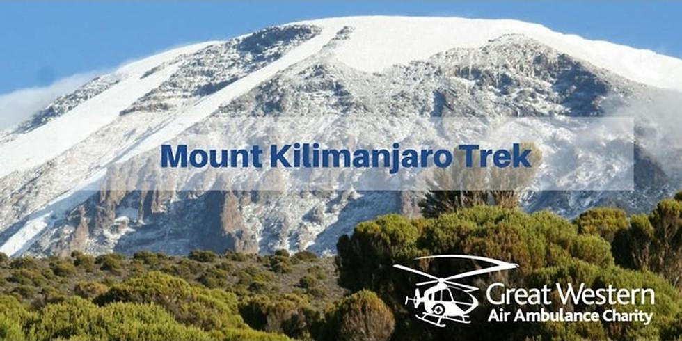 Norman's Kilimanjaro Trek