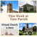 This week at Yate Parish (from Sunday 11th April)