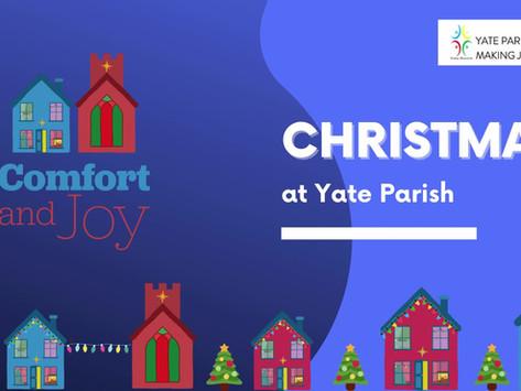 Drive-in Carol Service will go Live 8:00 pm 20th Dec