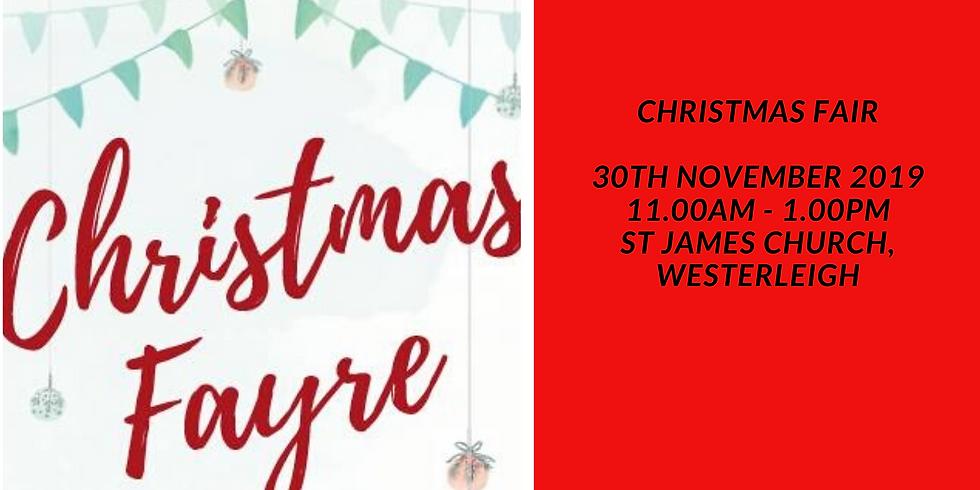 St James' Christmas Fayre