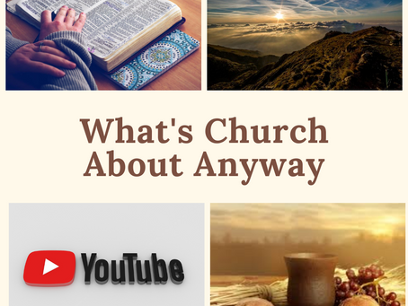 What is the Point of Church Anyway Webinar
