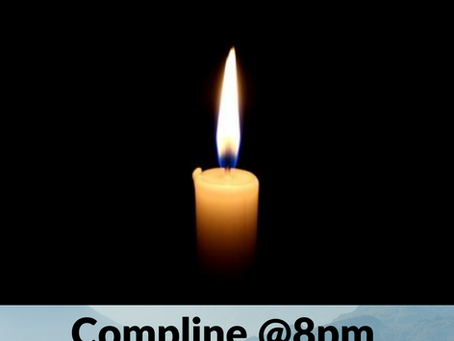 Join Together For Compline @8