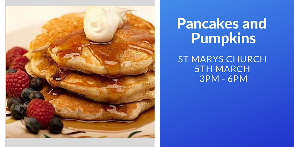 St Marys Pancake Party