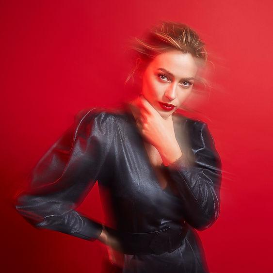 Marcelina Zawadzka by Mateusz Grzelak for Armani Beauty
