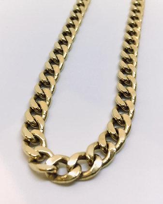 Cadena en oro