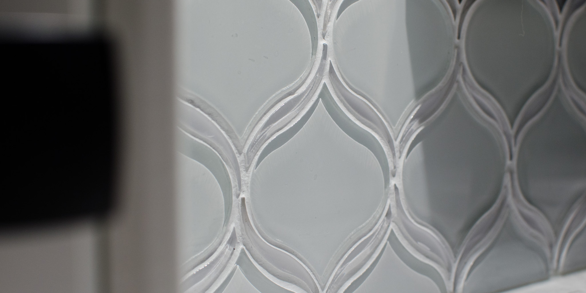 Arabesque Glass Mosaic