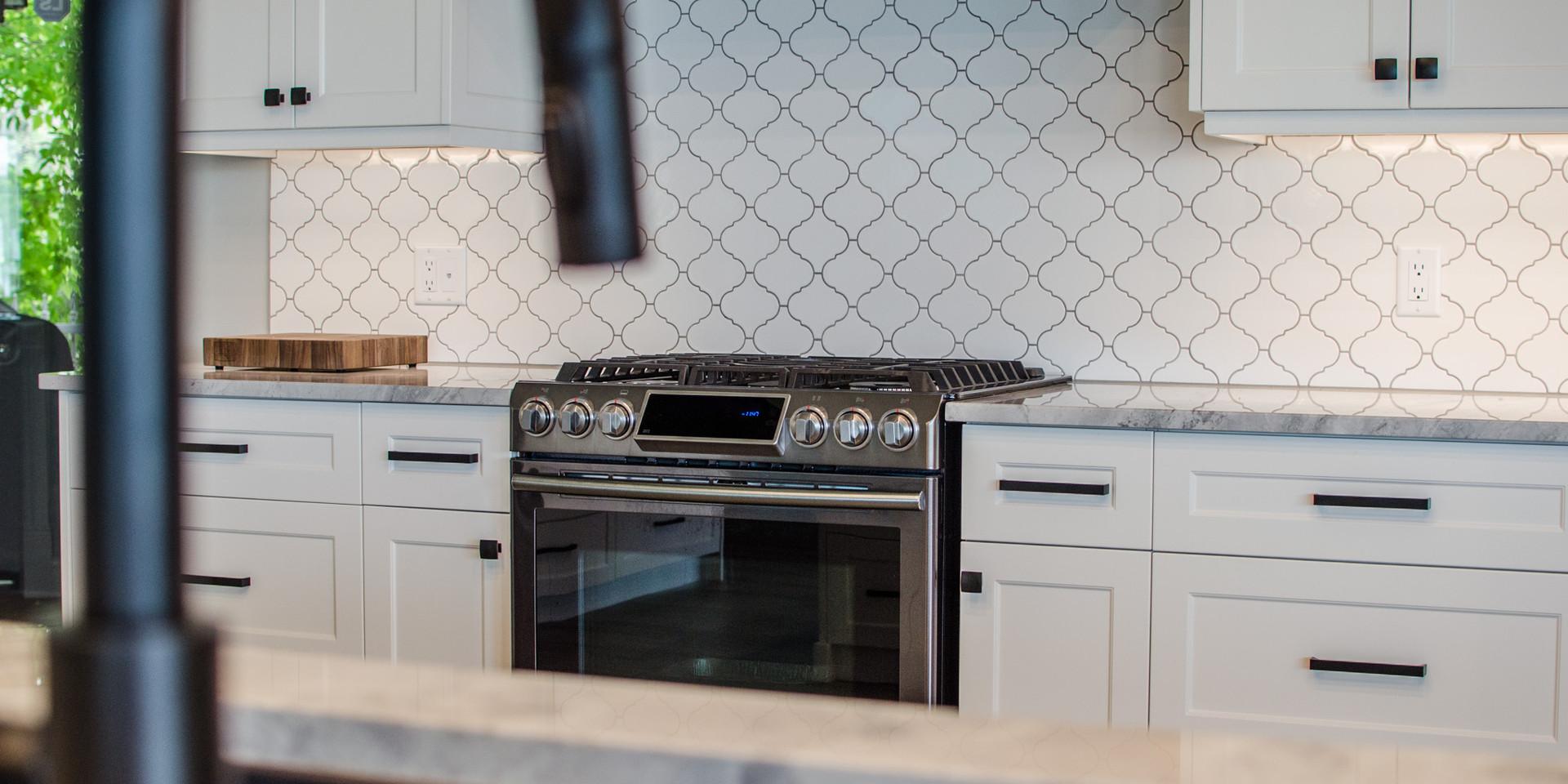 Tiled Kitchen & Bar