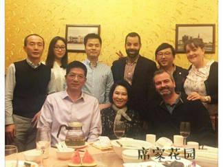 상하이 ISPC 방문 - Health 2.0 운영진