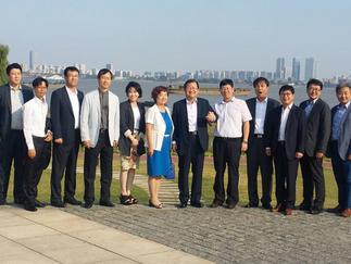 중국 강북신구위원회