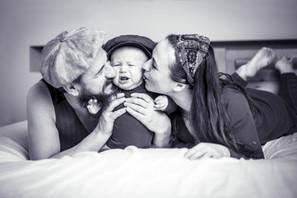 Rodinné focení u vás doma