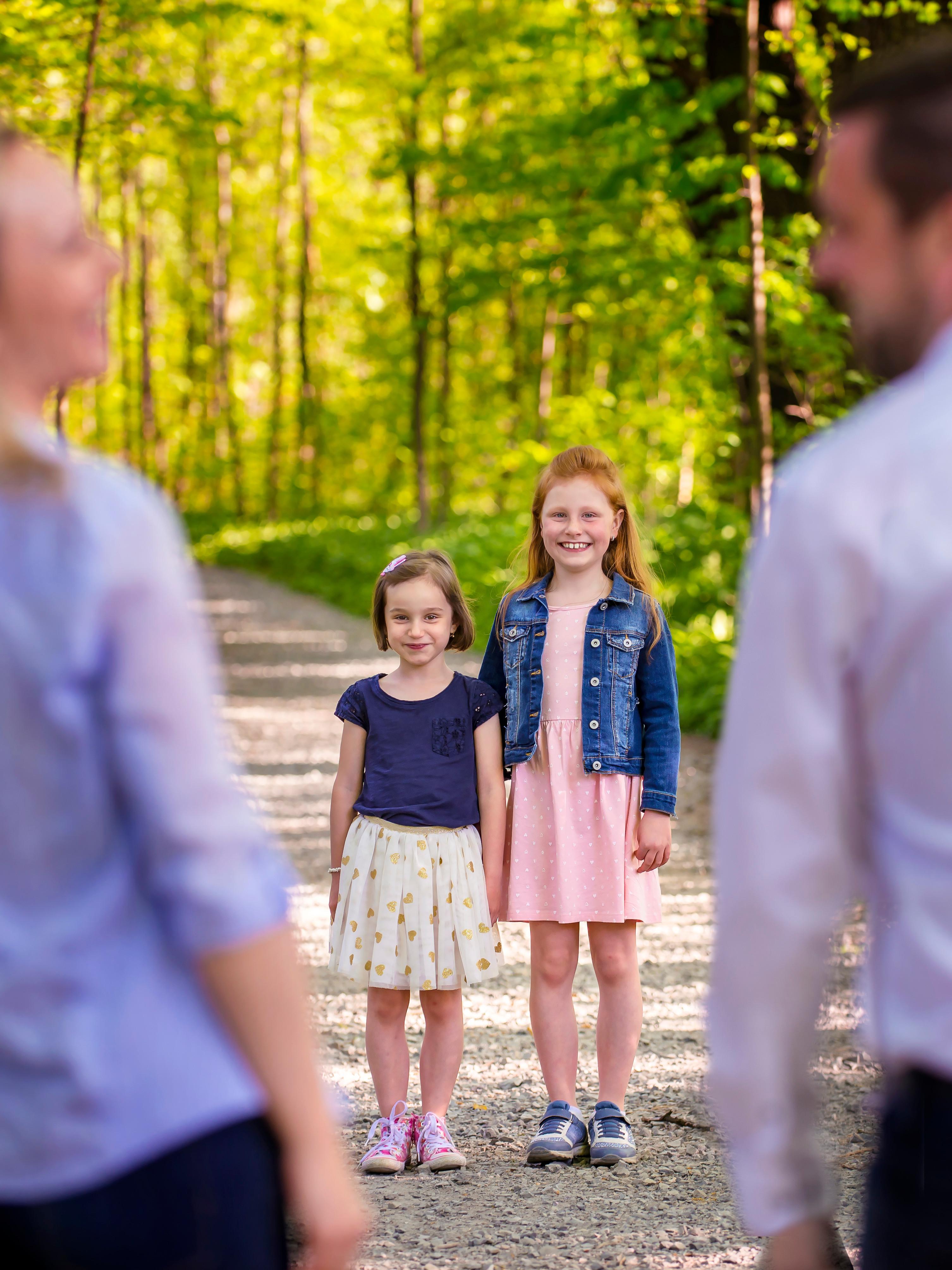 Portrét, rodinná fotografie, děti