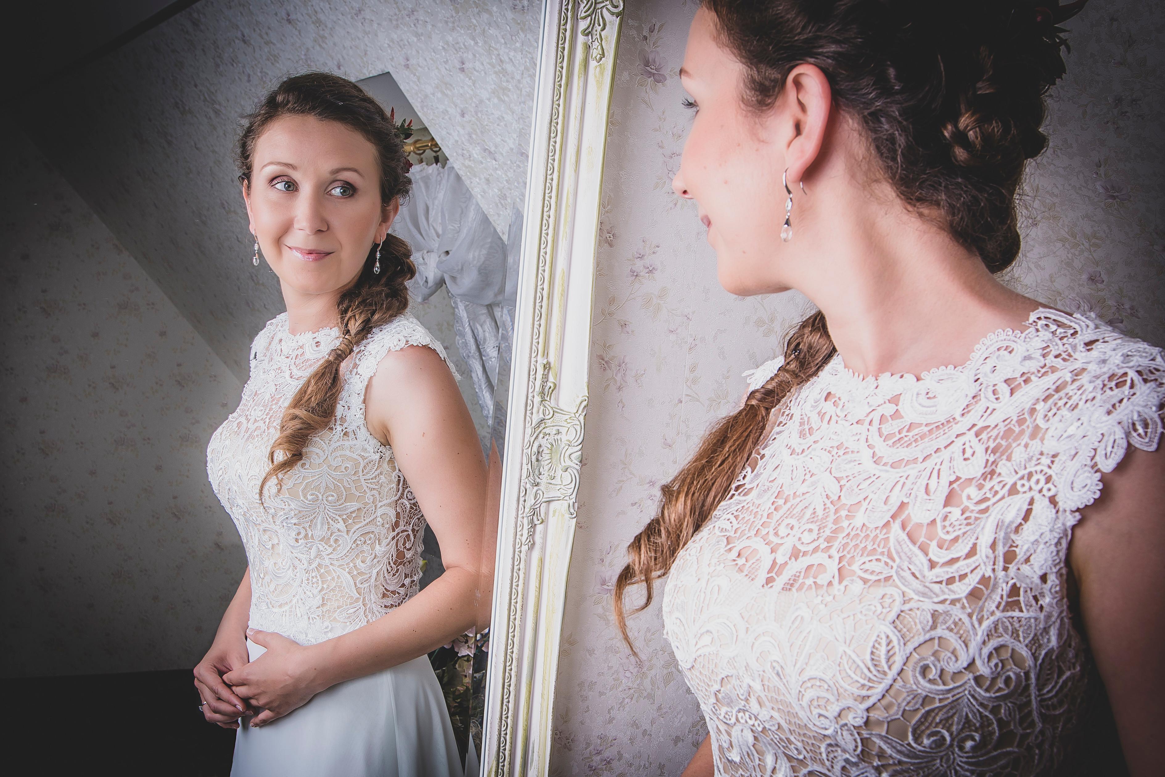 Svatební fotografie celodenní