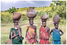 Ženy domorodého kmene Surma