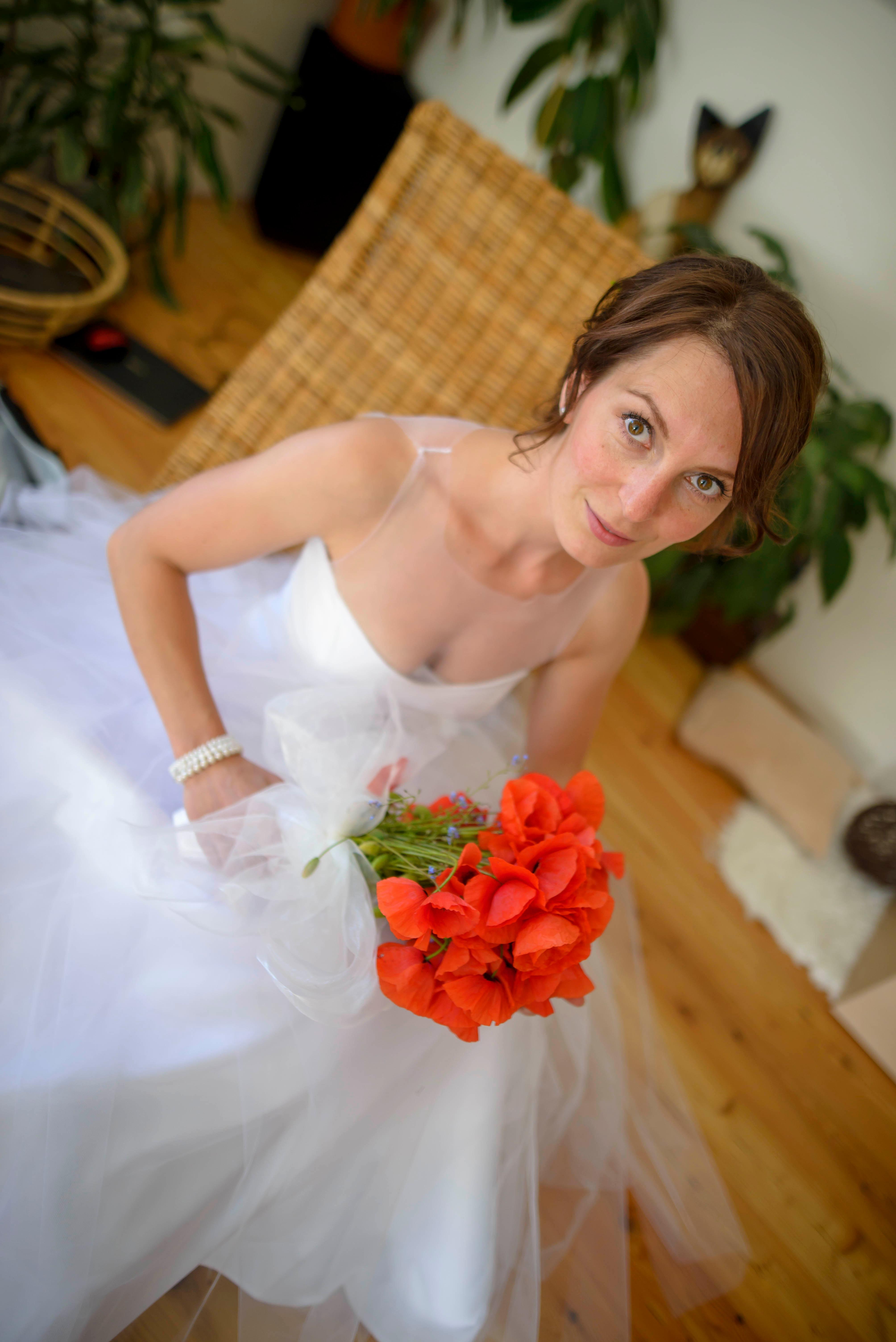 Svatební fotografie půldenní