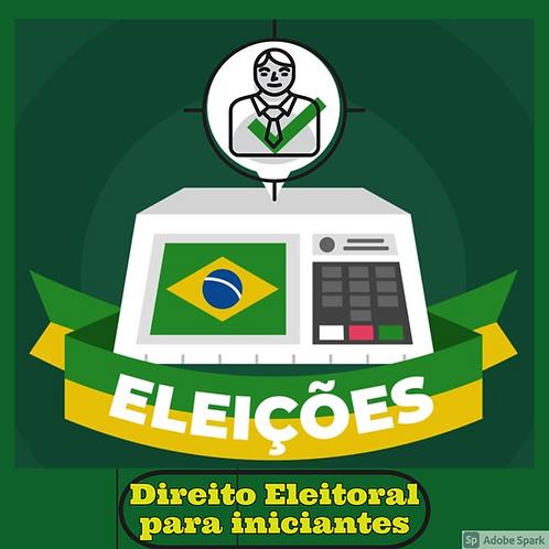 Direito Eleitoral para iniciantes