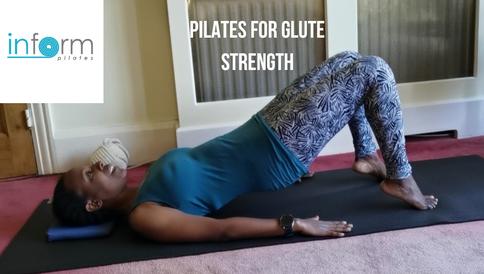 Pilates for Glute Strength