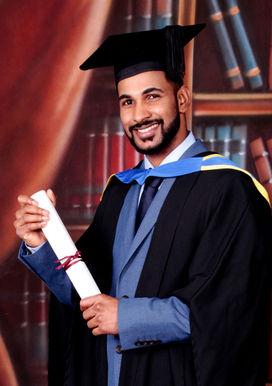 Graduate photo 4