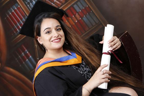 Graduate photo 7