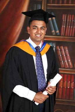 Graduate photo 1