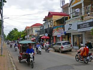 5 GIORNI IN CAMBOGIA AD AGOSTO