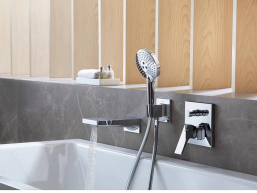 Види змішувачів для ванни – який вибрати?
