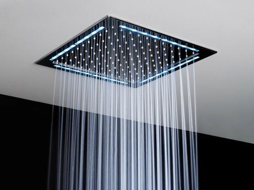 Що таке тропічний душ і як він працює. Тропічний душ Hansgrohe Rainfinity