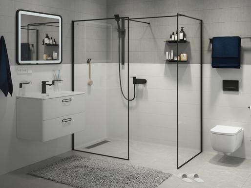 Красива ванна від А до Я – дізнайтеся, як оформити гармонійний інтер'єр