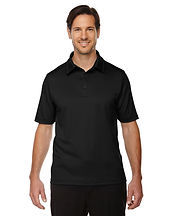Mens Back Pocket Polo
