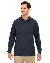 Extreme Men's Performance Long Sleeve Po