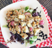 Vegetarian Protein-Packed Potato Salad