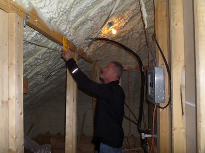 Chastain Home Inspections Wind Mitigation Testing