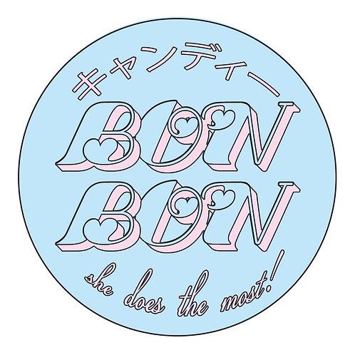 Issue 3 // Issue 3 Sticker
