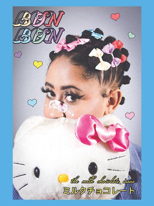 BonBon Issue 2 // Who is BonBon Poster
